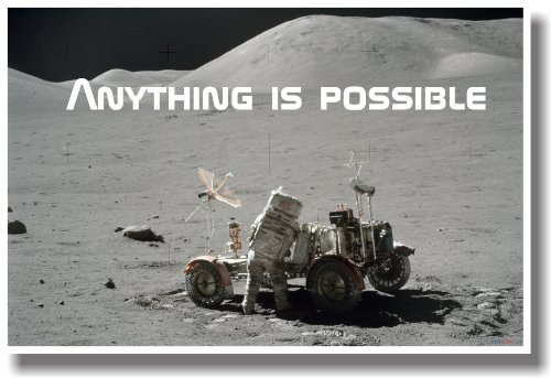 anything is possible poster
