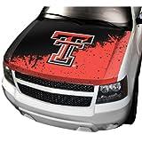 ProMark NCAA Texas Tech Auto Hood Cover, One