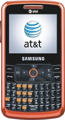 Samsung Magnet a257 Phone, Orange (AT&T)