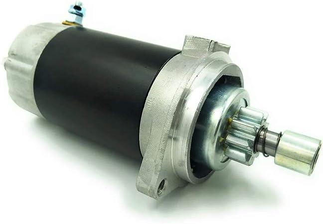 5032026 Suzuki 31100-89J00 Tohatsu protorque Moteur de d/émarreur pour Mercury//Mariner 50-853805T03 Johnson//Evinrude 3C8-76010-1 PH130-0006