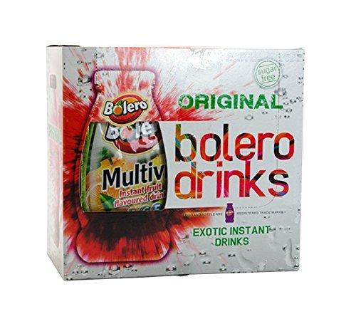 ANGEBOT Kennenlernpaket ALLE SORTEN 39 Instant Getränkepulver Bolero