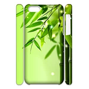 Bamboo Unique Design 3D Cover Case for iphone 5s,custom cover case ygtg-335717