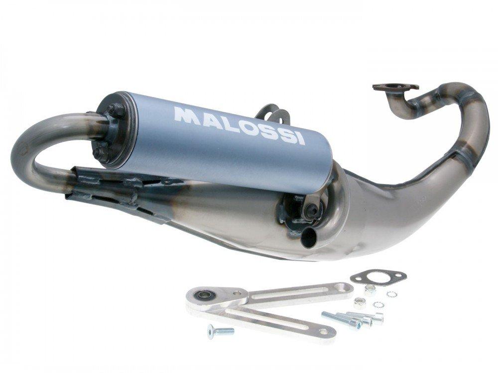 Auspuff Malossi Flip f/ür Yamaha-Aerox 50 Cat. 03-12