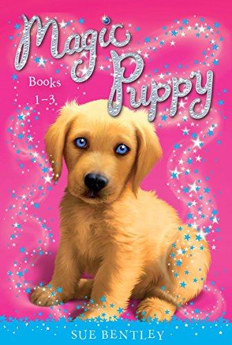 Magic Puppy: Books 1-3 - Magic Book Balloon