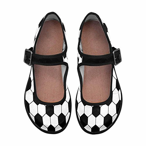 Mary Multi Flats Walking InterestPrint Jane Comfort Womens Shoes 15 Casual OxH8qnUEwg