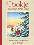 Book cover for Pookie Believes in Santa Claus