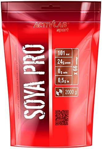 Activlab Soya Pro, Sabor Vanilla - 2000 gr: Amazon.es: Salud y ...