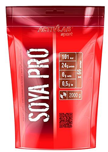 Activlab Soya Pro, Sabor Vanilla - 2000 gr: Amazon.es: Salud y cuidado personal
