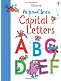 Wipe-Clean Capital Letters (Wipe Clean Books)