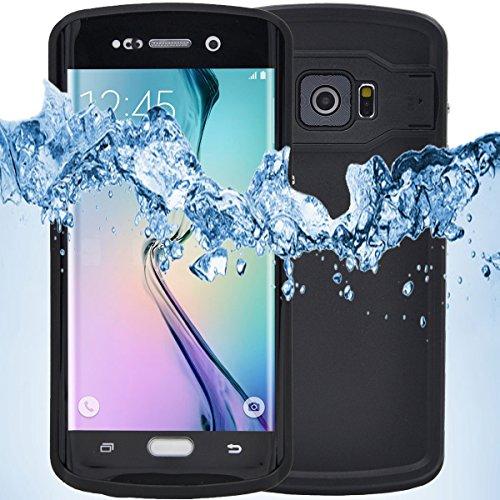 XIKEZAN Galaxy S6 Edge Plus Case Samsung S6 Edge Plus Waterproof Cases Underwater Shockproof Heavy Duty Full Body...