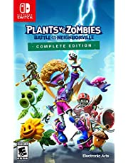 Plants Vs Zombies Battle for Neighborville Complete Edition - Nintendo Switch Games and Software