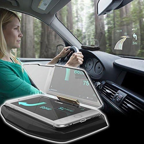 lzndeal Support de navigation mobile pour GPS et t/él/éphone portable