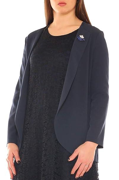 Coprispalle Cady Baroni Donna Clara In Morbida Elegante Taglia USMpzV
