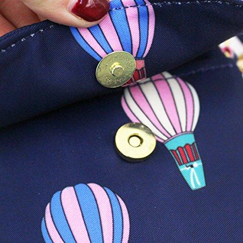para Blue air Balloon cruzados mujer Hossty Hot Bolso wBqaCF