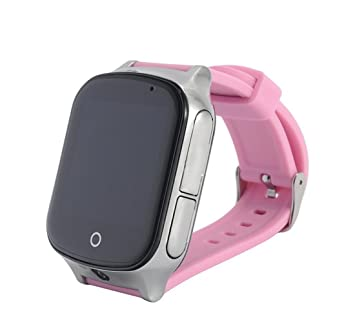 XHL Art 3G Smart GPS Tracker Watch Ancianos Niños Wristwatch Localizador WIFI Con Cámara Mensaje de