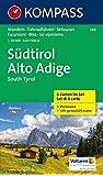 Südtirol/Alto Adige: 1 : 50 000. Wander-, Rad- und Skitouren. Mit Panorama. GPS-genau.