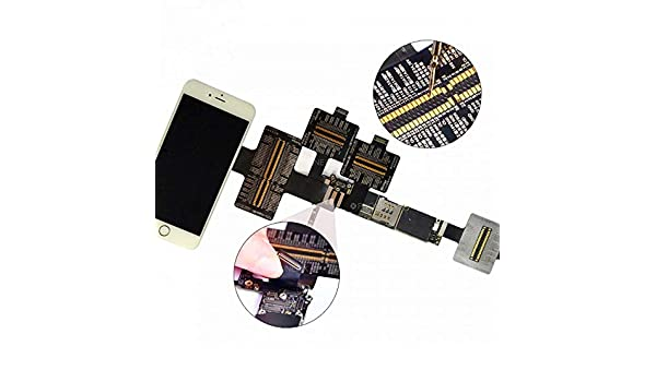 Amazon.com: QianLi iBridge FPC Test Cable Phone Motherboard Test Tool Phone Motherboard Fault Checking Tools for iPhone 6 6P 6S 6SP 7 7P (6): Cell Phones & ...