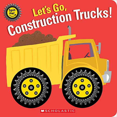 Let's Go, Construction Trucks!