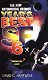 Year's Best SF 6, David G. Hartwell, 0061020559