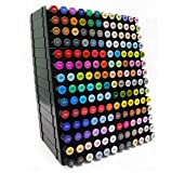 Spectrum Noir Dream Set - All 168 Markers 14 Storage Trays & Video Coloring Guide
