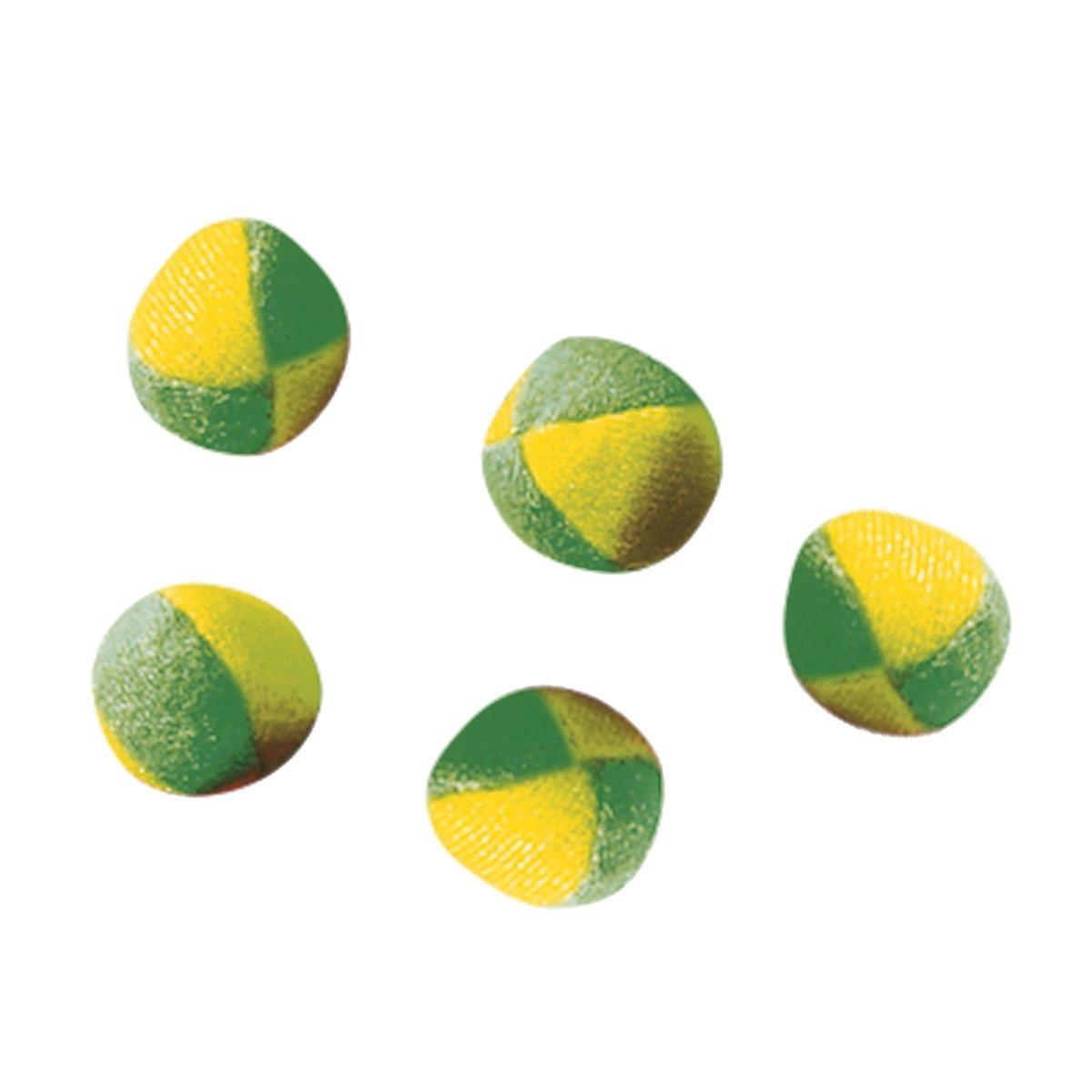 BABY-WALZ Klettwurfspiel Clown Ersatzbälle Kindersport, mehrfarbig