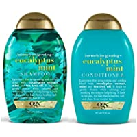 OGX Intensely Invigorating Eucalyptus Mint Shampoo+Conditioner Combo