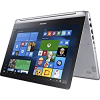 "Samsung Notebook 7 Spin 15.6"" 2-in-1 1TB SSD + 2TB HD 32GB RAM (FAST Intel Processor 7th Gen Core i7 TURBO to 3.50GHz,32 GB RAM,1 TB SSD + 2TB HD,15.6"" TOUCHSCREEN, Win 10) PC Laptop Computer NP740U5M"