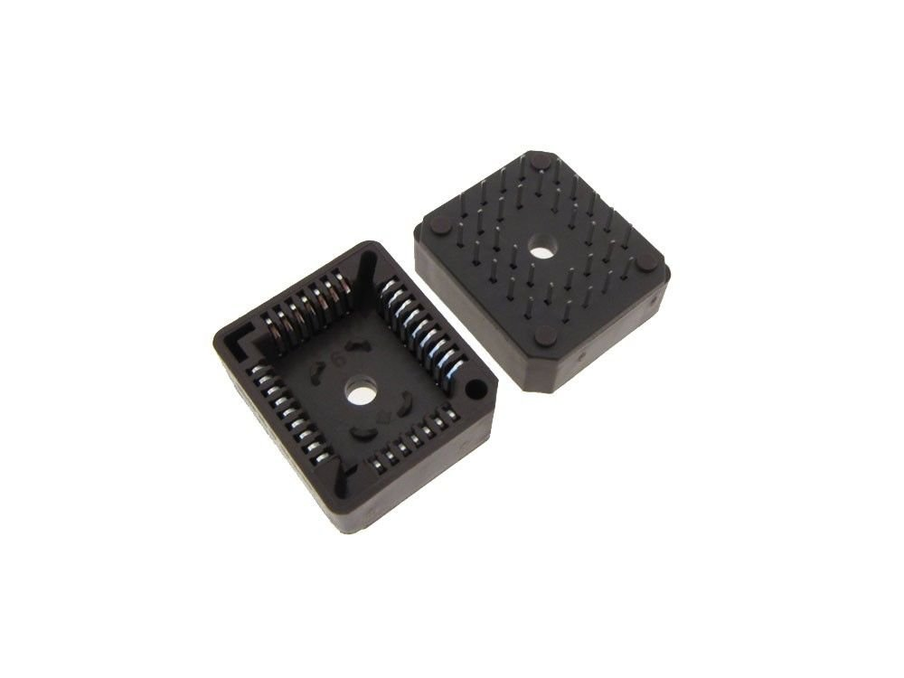 Pack of 5 PLCC28 DIP Socket