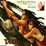 Phil Collins - You'll Be In My Heart - Edel - 0100735DNY, Walt Disney Records - 0100735DNY