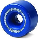 Sure-Grip Fame Wheels - blue