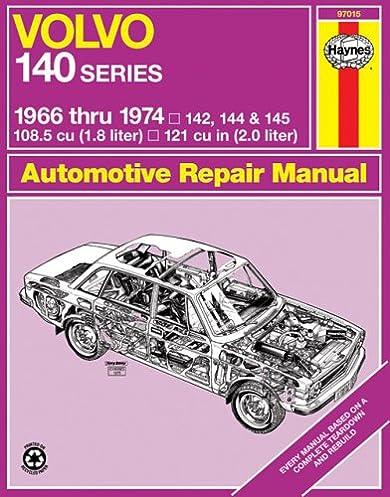 volvo 140, 1966 74 (haynes repair manuals) haynes 9780856961298 Lowered Volvo 142