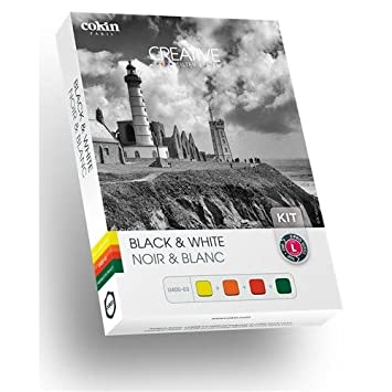 Rowiaf U300-02 - Kit de filtros degradados Cokin WWZZU300-02
