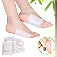 Bestrice Upgraded Foot Pads With 100pcs Adhesives Pads Sheet Keeping Fit Health Care