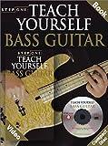Teach Yourself Bass, Music Sales Corporation, 0825618797