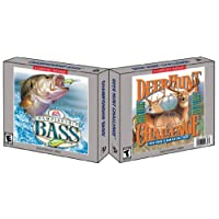 Deer Hunt Challenge / Championship Bass (Jewel Case) - PC
