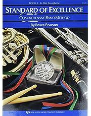 Standard of Excellence: Book 2 : E-Flat Alto Saxophone
