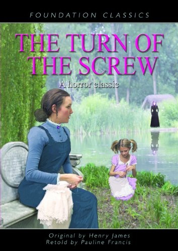 Book cover for The Turn of the Screw