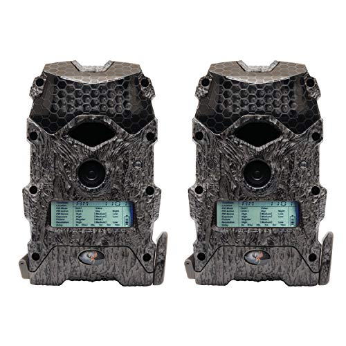 Wildgame Innovations Mirage 16 16MP 720p Video Hunting Trail Camera (2 Pack)