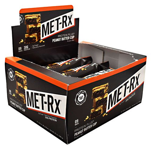 Met-RX Protein Plus Bar Peanut Butter Cup 9/ ()