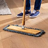 "18"" Lightweight Microfiber Dust Mop + Attachable"
