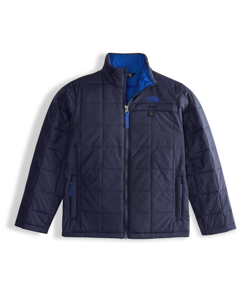 The North Face Boy's Harway Jacket - Cosmic Blue - XL (Past Season)