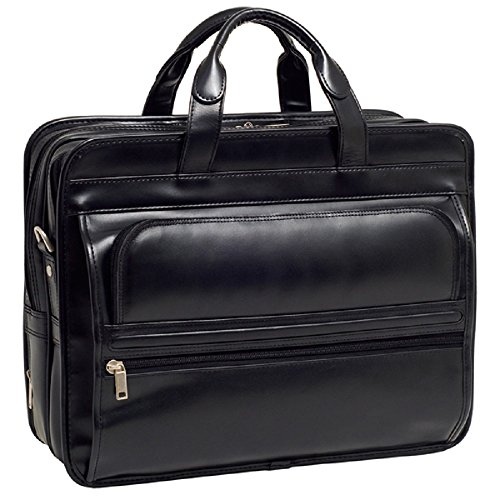 mcklein-usa-elston-p-series-leather-double-compartment-briefcase-in-black