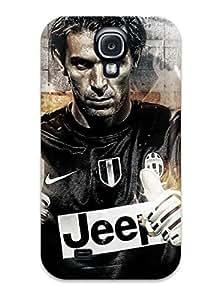 Awesome Case Cover/galaxy S4 Defender Case Cover(gianluigi Buffon Juventus)