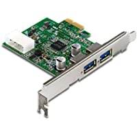 TRENDnet 2-Port USB 3.0 PCI Express Adapter TU3-H2PIE