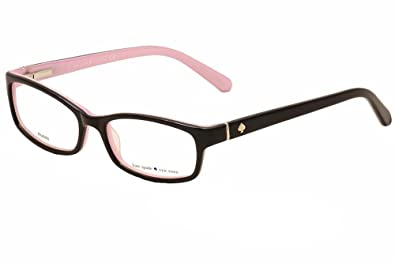 756d5d9a6b41 Amazon.com  Kate Spade Narcisa Eyeglasses-0W70 Black Pink -51mm  Shoes