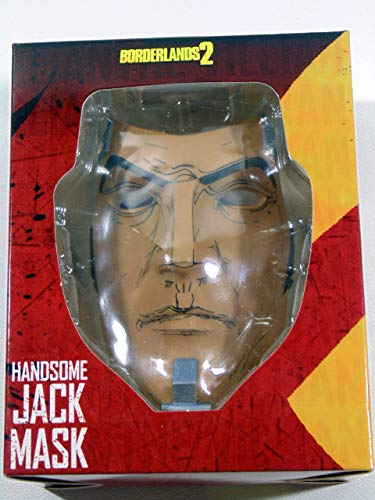 Borderlands 2 Handsome Jack Mask - Loot Crate Exclusive (Borderlands Mask Psycho)