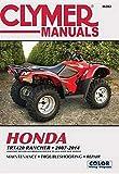 Honda TRX420 Rancher 2007-2014 Technical Repair