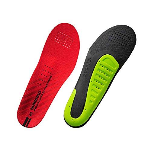 SHIMANO Dual Density Extra-Cushion Cycling Shoe Insole (43-44)