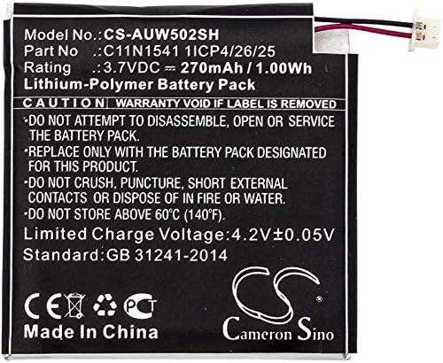 Amazon.com: Cameron Sino - Batería de repuesto para Asus ...