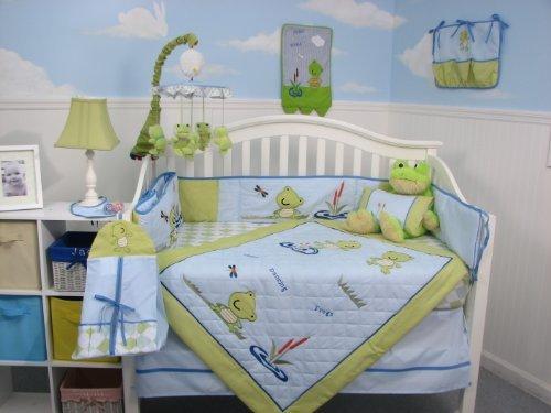 Frog Infant Bedding - 8